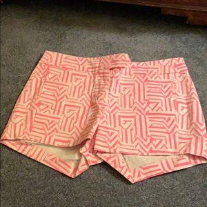 *WORN ONCE* J. Crew Chino Shorts